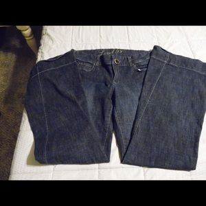 Level 99 Wide Flare Leg Jeans Size 31